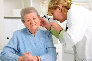Hearing Aid Assessment ECA Senior and Elderly