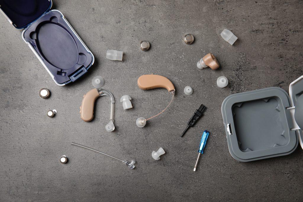 Hearing Aid Replacement Parts Batteries Fix ECA